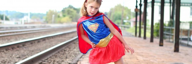 Making Superhero Costumes for Kids Even More Awesome