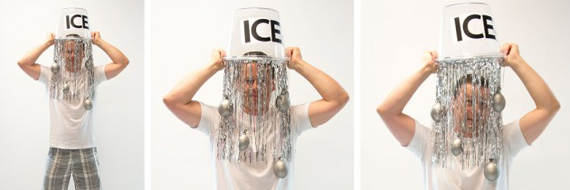 How To Make Your Own Ice Bucket Challenge Costume