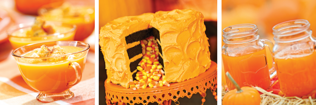 The Orange List: Top Halloween Treats