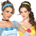 Top 10 Tuesdays: Adult Disney Princess Costumes