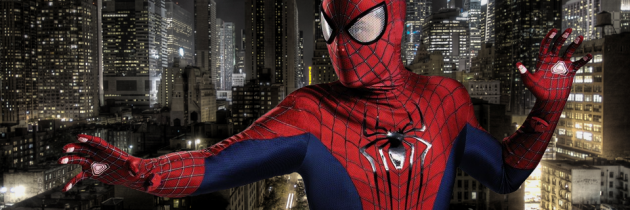 The Amazing Spider-Man's Amazing Costumes