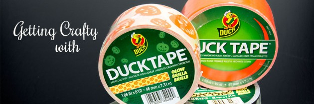 Duck Tape® DIY Projects for Halloween