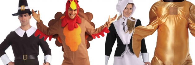 Why You Should Make Thanksgiving Costumes a Part of Your Life