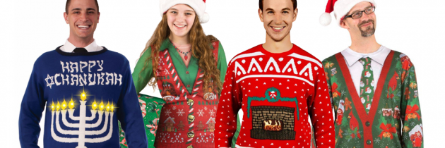 Why Ugly Christmas Sweaters Are Awesome
