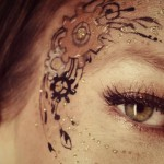 Steampunk Makeup Tutorial by Love Birdy
