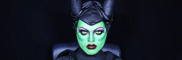 Maleficent Makeup Tutorial by Charlie Short