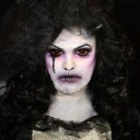 Gothic Glamour/Reaper Bug Makeup Tutorial by Charlie Short