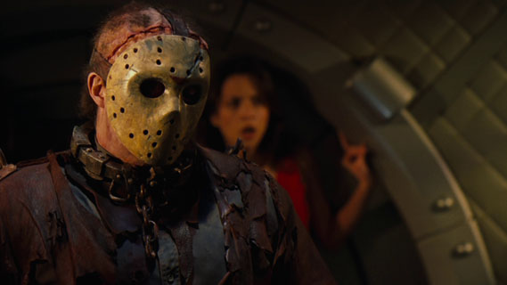 jason mask part 10 jason x first