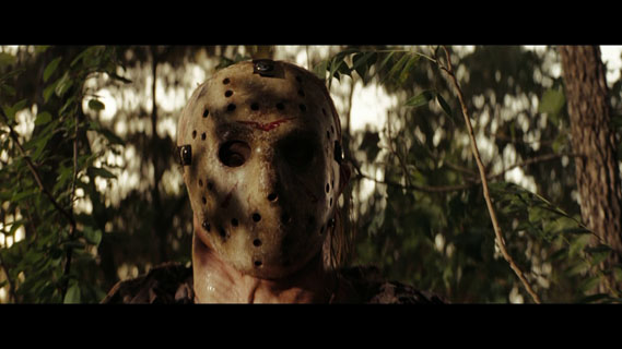 jason mask part 12 2009