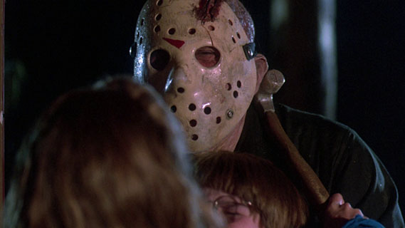 jason mask part 4 final chapter 2