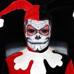 Harley Quinn Sugar Skull Makeup Tutorial by Charlie Short