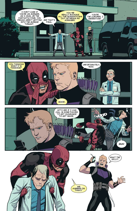 deadpool-and-hawkeye-are-different