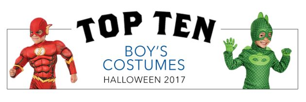 The Top 10 Best Boy's Costumes for 2017