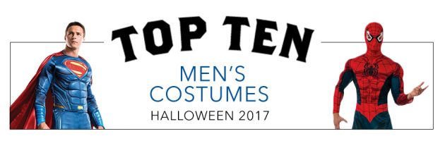 The Top 10 Best Men's Costumes for 2017